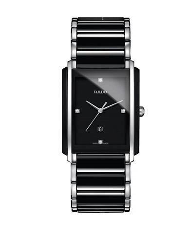 Rado Mens Quartz Integral R20206712 Watch-BLACK-One Size