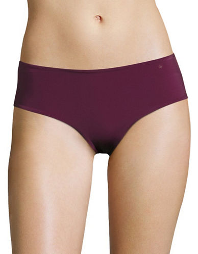 Triumph Body Makeup Essentials Hipster Panty-BURGUNDY-Small