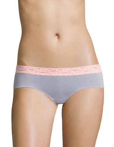 Triumph Molly Lace Hipster Briefs-SMOKY LILAC-Large