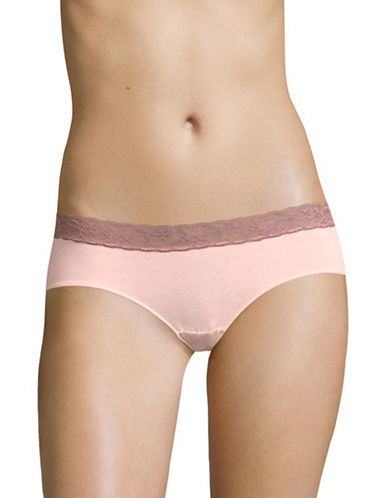 Triumph Molly Lace Hipster Briefs-ORANGE HIGHLIGHT-Small