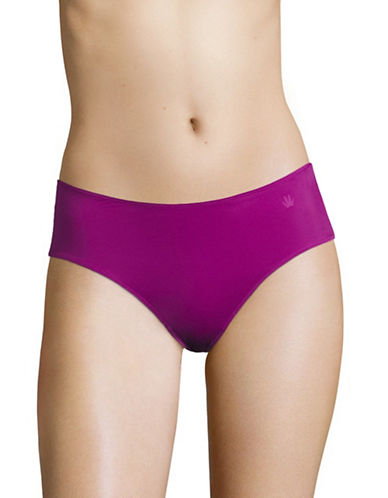 Triumph Light Basics Invisible Hipster Briefs-VIOLET-Medium