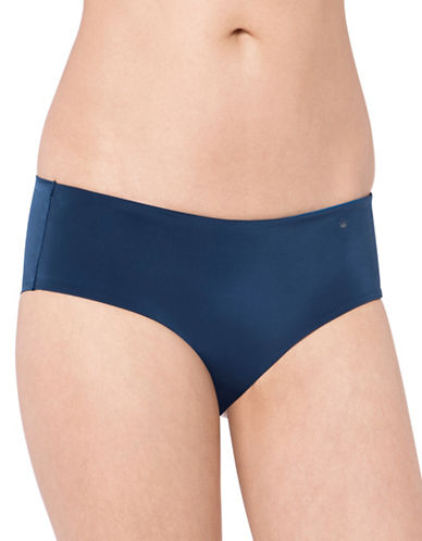 Triumph Body Makeup Essentials Hipster Panty-BLUE-Large