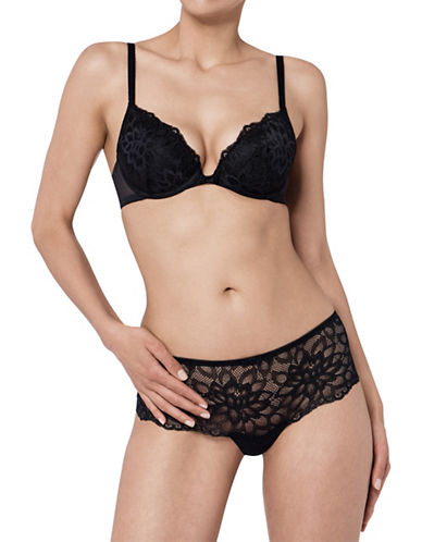 Triumph Dream Spotlight Bra-BLACK-34C