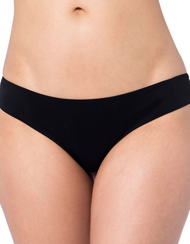 Triumph Sporty Micro Thong-BLACK-X-Large