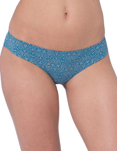 Triumph Sporty Micro Thong-BLUE-Medium