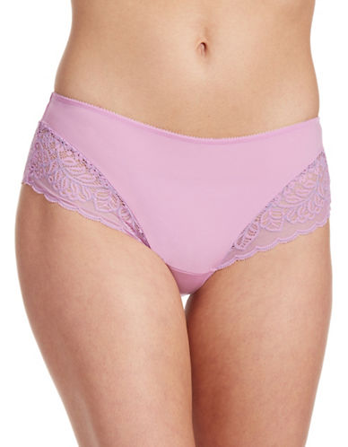 Triumph Amourette Spotlight Hipster Briefs-LILAC-Small