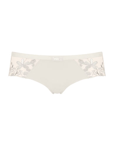 Triumph Sexy Angel Spotlight Hipster Panties-WHITE-Small