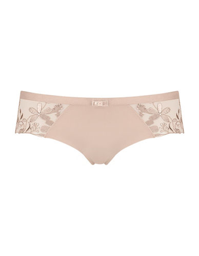 Triumph Sexy Angel Spotlight Hipster Panties-NUDE-Large