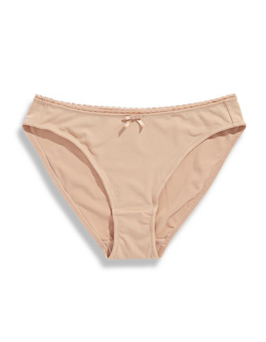 Triumph Perfectly Soft Bikini Brief-BEIGE-X-Large