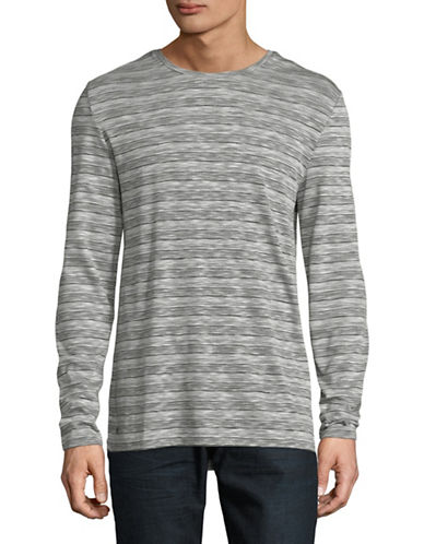 Strellson J-Sid Lightweight Pullover-GREY-Medium