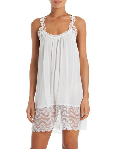 In Bloom Kiss the Sky Chemise-WHITE-Small 89287958_WHITE_Small