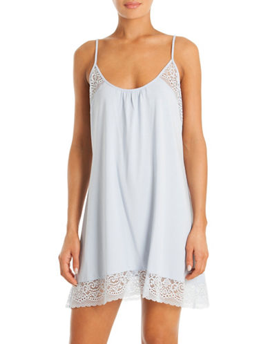 In Bloom Somebody to Love Chemise-LIGHT BLUE-Small