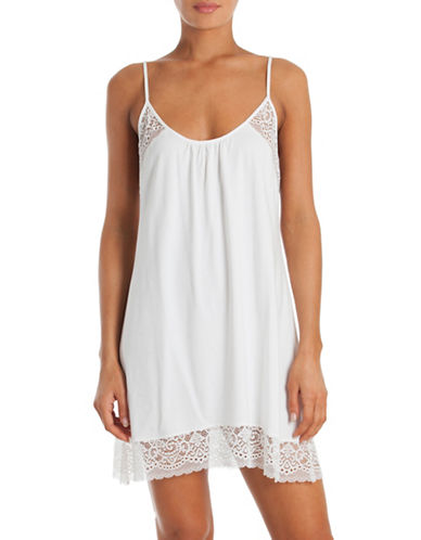 In Bloom Somebody to Love Chemise-WHITE-Small 89288007_WHITE_Small