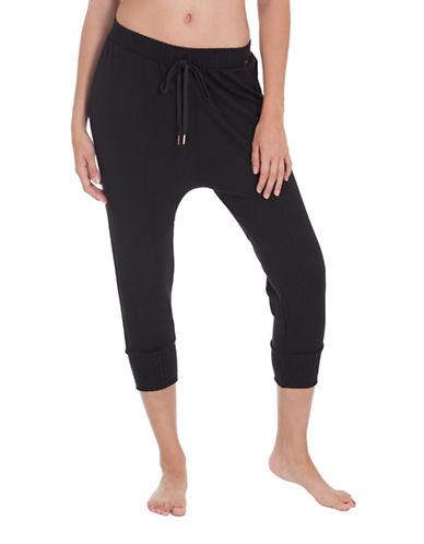 Midnight Bakery Storm Jogger Pants-BLACK-Medium