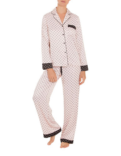 In Bloom Sophia Long-Sleeve Pajamas-BLUSH-Large
