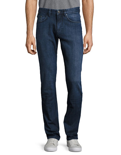Strellson Liam Regular Fit Jeans-BLUE-36X34
