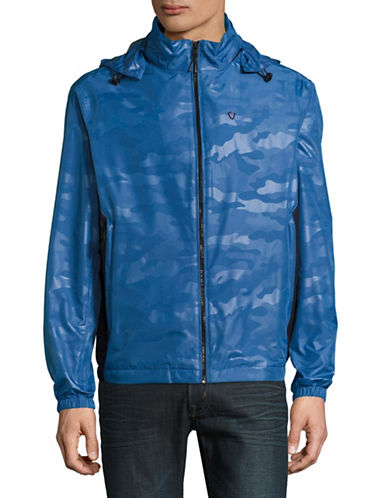 Strellson Thunder Shell Jacket-BLUE-40