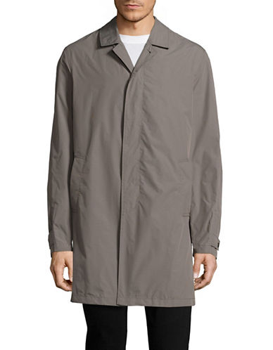 Strellson Speed Overcoat-BEIGE-42