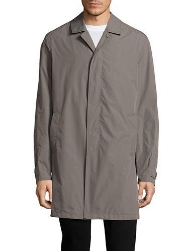 Strellson Speed Overcoat-BEIGE-42