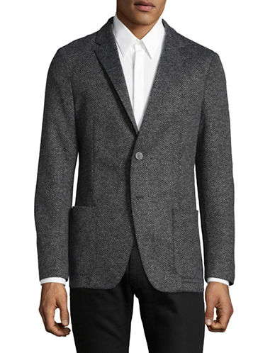 Strellson Maddoc-J Sports Jacket-GREY-44