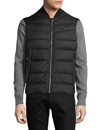 Strellson Puffer Jacket-BLACK-44