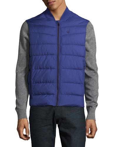 Strellson Puffer Jacket-BLUE-40