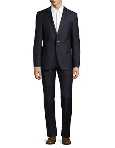 Strellson Rick-James Wool Suit-BLUE-46
