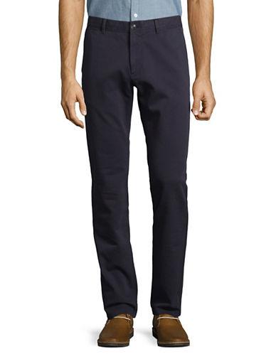 Strellson Coin Pocket Regular Fit Pants-BLUE-36X34