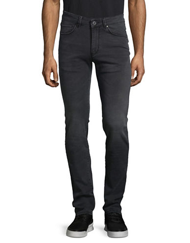 Strellson Skid Skinny Jeans-GREY-33X34
