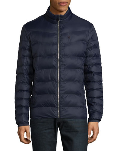 Strellson Ultra-Light Hypoallergenic Jacket-NAVY-44