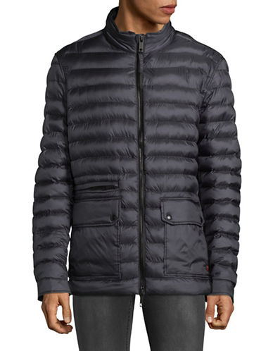 Strellson Four-Season Puffer Jacket-GREY-40