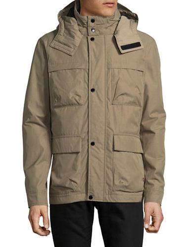 Strellson Goodall Down Jacket-BEIGE-44
