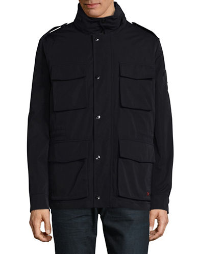 Strellson Hero Layered Jacket-NAVY-38