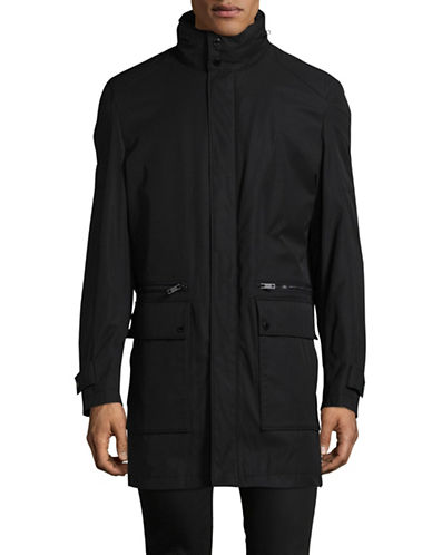 Strellson Oldfield Jacket-BLACK-40