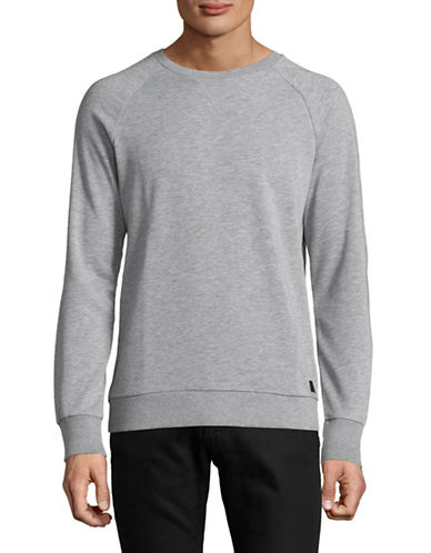 Strellson Crewneck Sweater-GREY-Medium
