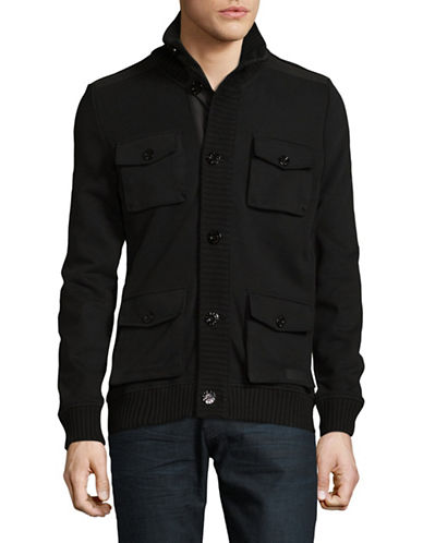 Strellson Bridge Jacket-BLACK-Medium