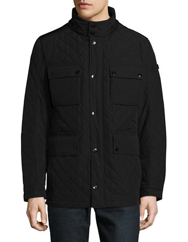 Strellson Thompson Jacket-BLACK-46
