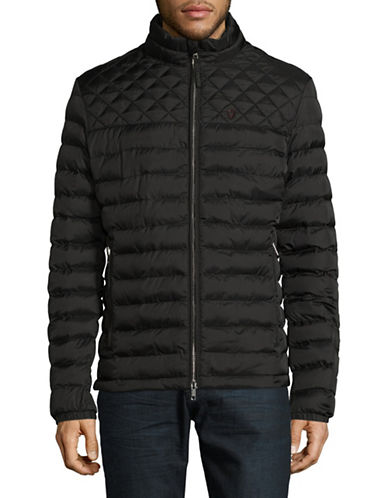 Strellson Ultra-Light Hypoallergenic Jacket-BLACK-46