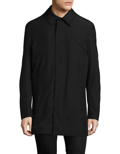 Strellson Reloaded Stand Collar Jacket-BLACK-42
