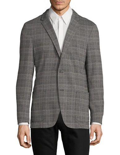 Strellson Maddoc-J 5 Sports Jacket-GREY-40