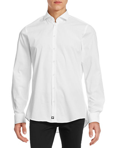 Strellson Extra Slim Fit Shirt-WHITE-42