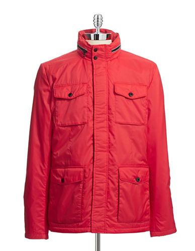 Victorinox Valen II Four-Pocket Jacket-RED-Medium