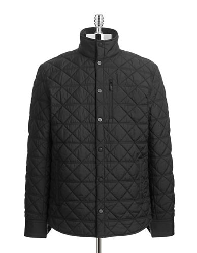 Victorinox Quilted Eco Fabric Classic Jacket-BLACK-Small 87758746_BLACK_Small