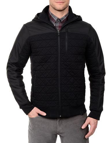 Victorinox Hybrid Hoodie Jacket-BLACK-X-Large 88531748_BLACK_X-Large