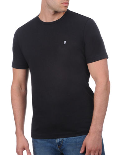 Victorinox Crossroad Solid T-Shirt-BLACK-Medium 88911032_BLACK_Medium