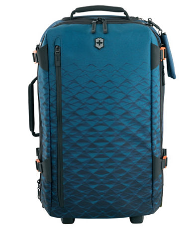 Victorinox VX Touring Wheeled 2-in-1 Duffel Bag-DARK TEAL-22