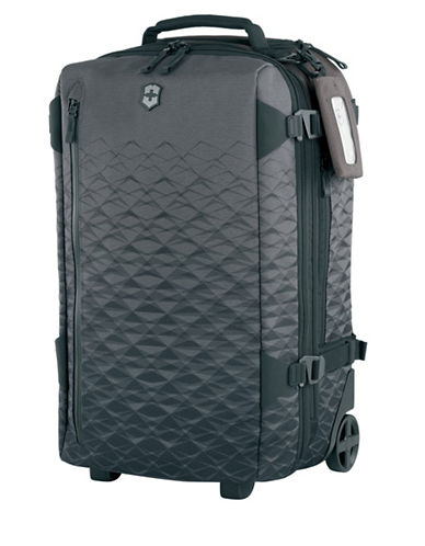 Victorinox VX Touring Wheeled 2-in-1 Duffel Bag-GREY-22