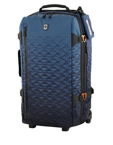 Victorinox VX Touring Wheeled Medium Duffel Bag-DARK TEAL-26 in
