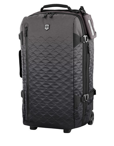Victorinox VX Touring Wheeled Medium Duffel Bag-GREY-26 in
