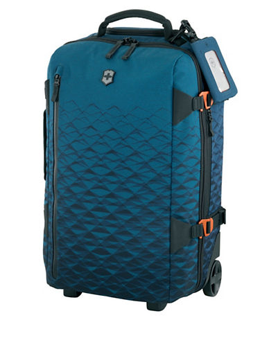 Victorinox VX Touring Wheeled Global Carry-On-DARK TEAL-21